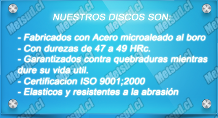 Información Discos