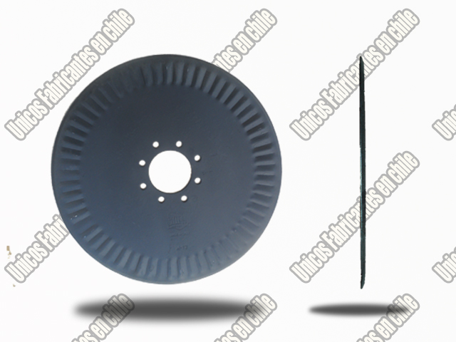 Disco Fluted Shield 20 FLC Combo Crucible