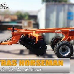 RASTRAS HORSEMAN